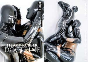 HEAVY RUBBER DOCTRINE #001 PRINCIPLE